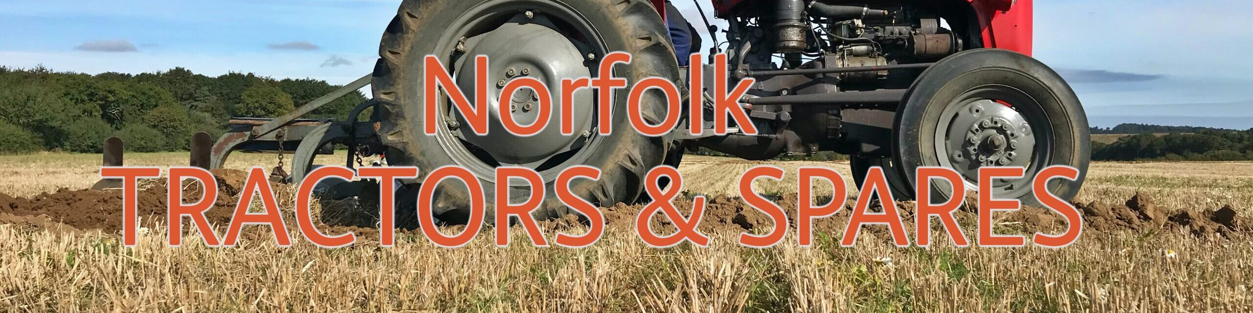 Norfolk Tractors & Spares, Repairs & Restorations